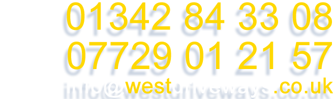 Call us on: 01342 843 308